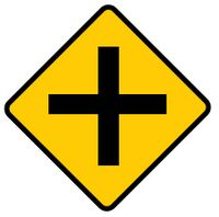 Cross Roads ahead