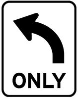 Left Turns Only