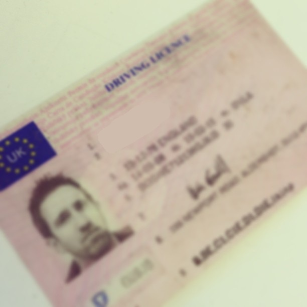 driving licence new