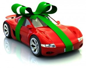 christmas car hire